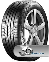 Шина Continental EcoContact 6 185/60R14 82 H